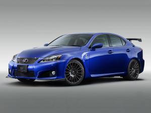 2011 Lexus IS-F Club Performance Accessories by TRD